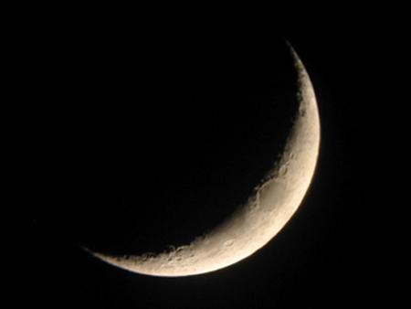月が導く、明日のための夢ワード(3/11-3/12)