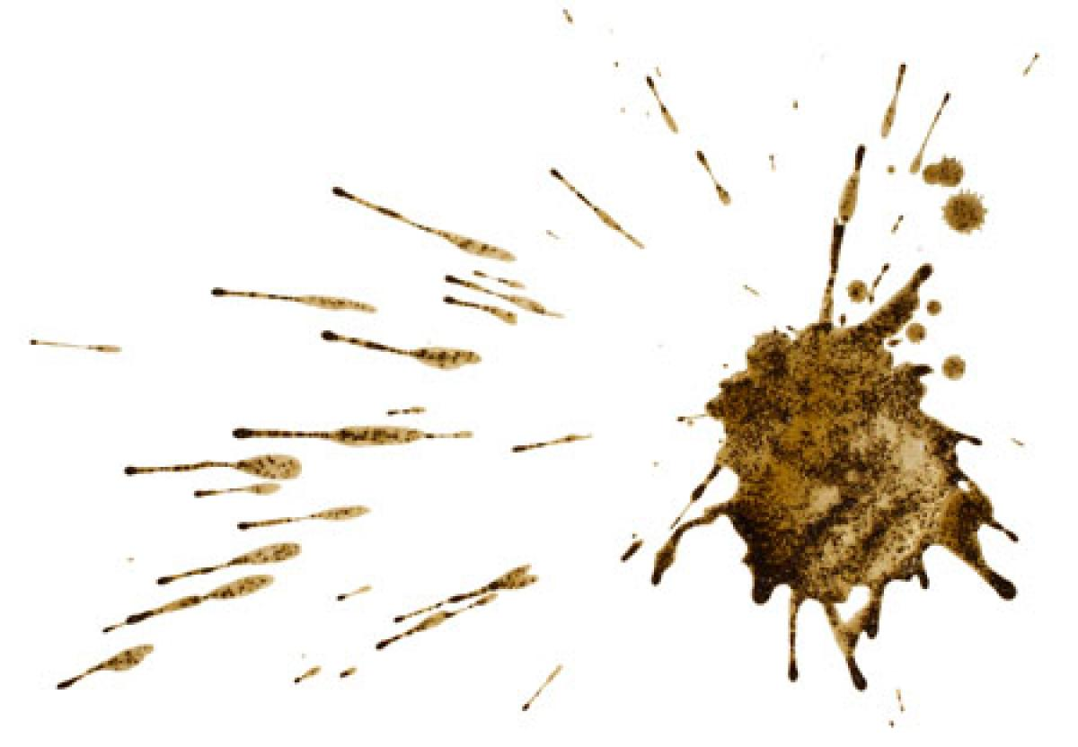 夢に出てくる汚れは、失敗や不道徳な考えを暗示する!
