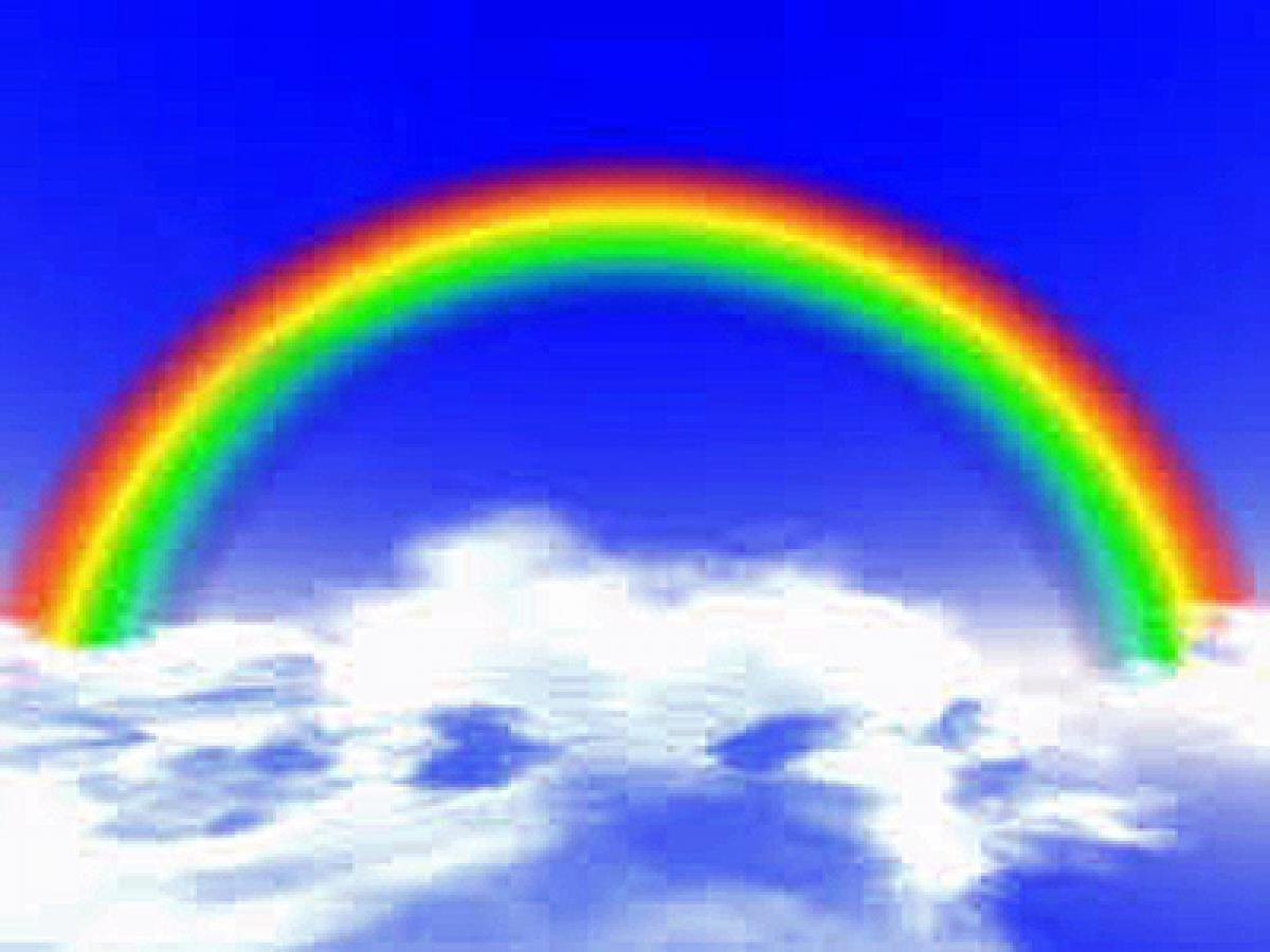 夢に虹が出てきたら全てがハッピー!