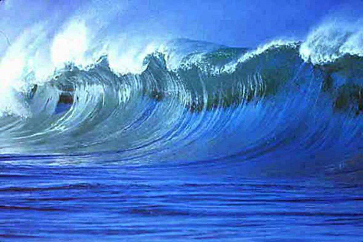 夢の中の波はあなたの感情! 運命の出会いも!?