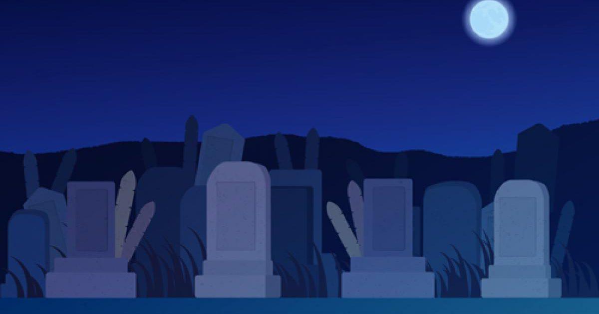 夢に墓が出てくるのは、終わりと始まり! お墓の夢