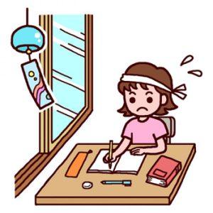 宿題をする夢は、知らなければならない知識! 避けて通ることはできない!? 宿題の夢