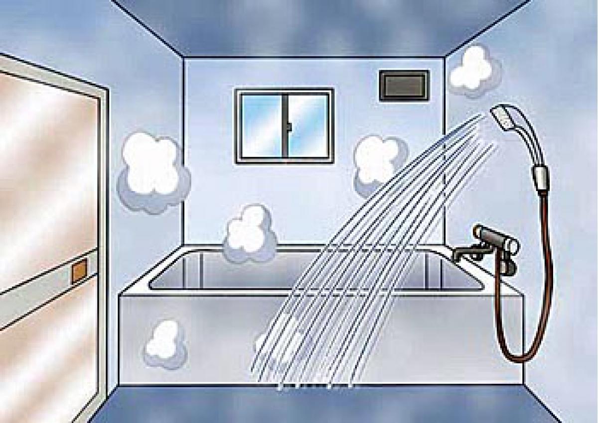 お風呂に入浴する夢は自己の解放を求めている! 過去、健康、性欲!?…風呂の夢